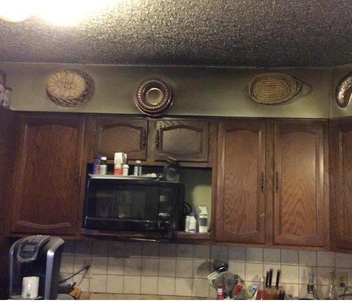 Kitchen Smoke Mishap in a Pembroke Pines Home Before