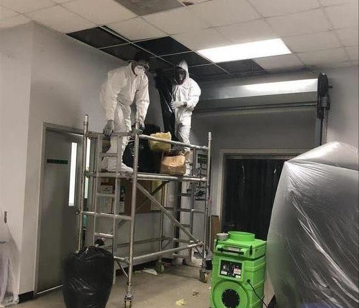 Commercial Restoration in Hollywood FL