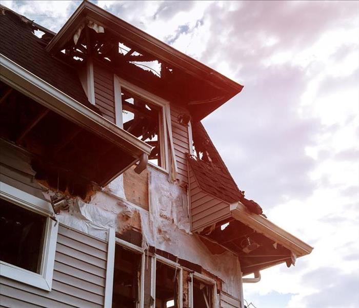 Fire Damage  A Power Surge Can Wreak Havoc in Your Home if You're Not Careful