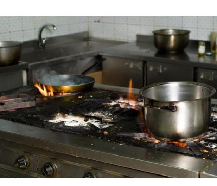 Commercial Keeping Fire Damage off the Menu of Your Pembroke Pines Restaurant