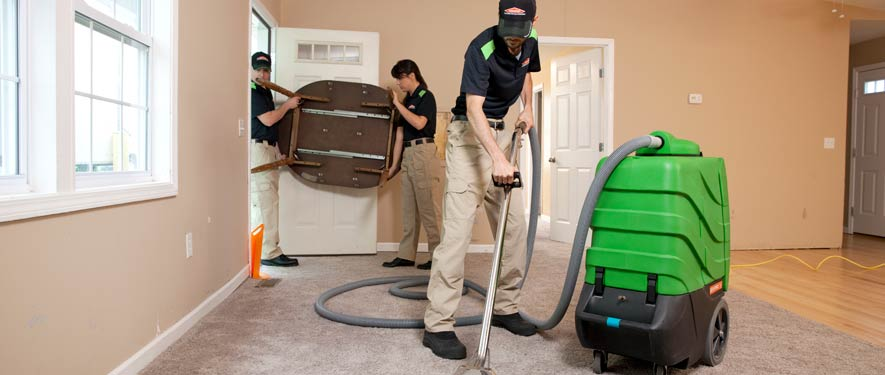 Pembroke Pines, FL residential restoration cleaning